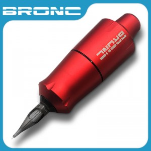 Bronc Short Tattoo Pen With Swiss Motor