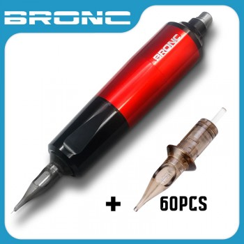 Promotion Sale: BRONC PEN With 60 PCS Premium Cartridges Set