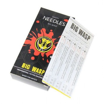 BIGWASP Premium Tattoo Needles  Magnum