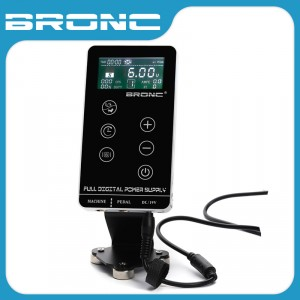 New Bronc Power Supply In 3 Ampere